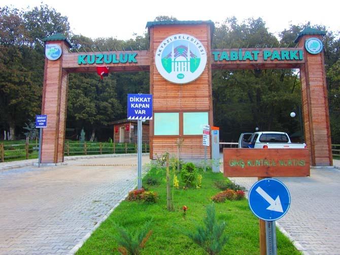 Kuzuluk Tabiat Parkı